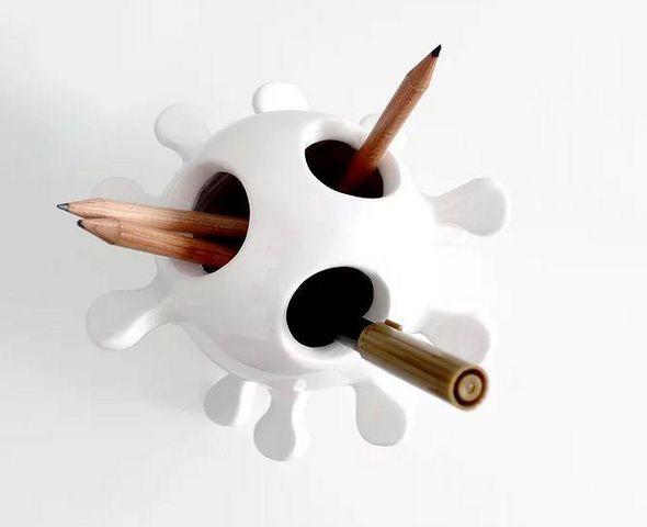 ELENA SALMISTRARO - Bleistifttopf-ELENA SALMISTRARO-Stepladder pen-holder