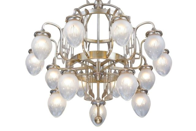PATINAS - Kronleuchter-PATINAS-Cologne 15 armed chandelier