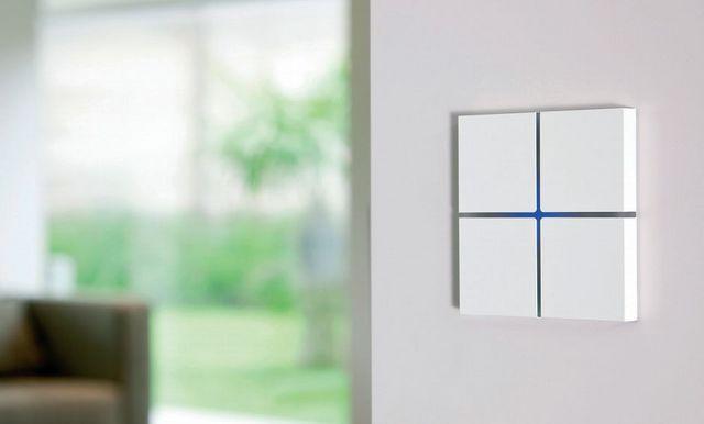 BASALTE - Lichtschalter-BASALTE