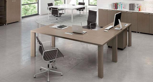 ABOUT OFFICE - Schreibtisch Büroräume-ABOUT OFFICE