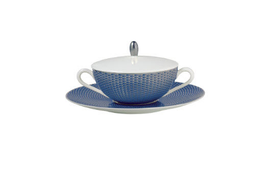Raynaud - Suppentopf-Raynaud-Trésor bleu