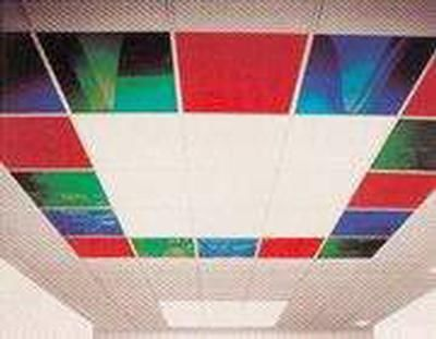 Barrisol - Deckenplatte-Barrisol