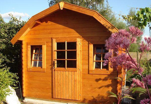 Casa Chalet - Holz Gartenhaus-Casa Chalet-COUNTRY