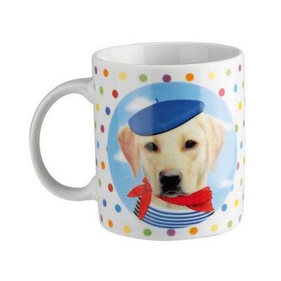 La Chaise Longue - Mug-La Chaise Longue-Mug Labrador
