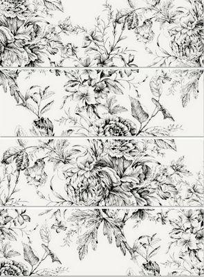 Vives Azulejos y Gres - Wandfliese-Vives Azulejos y Gres-Blanco Brillo Frunce-4 25x75cm