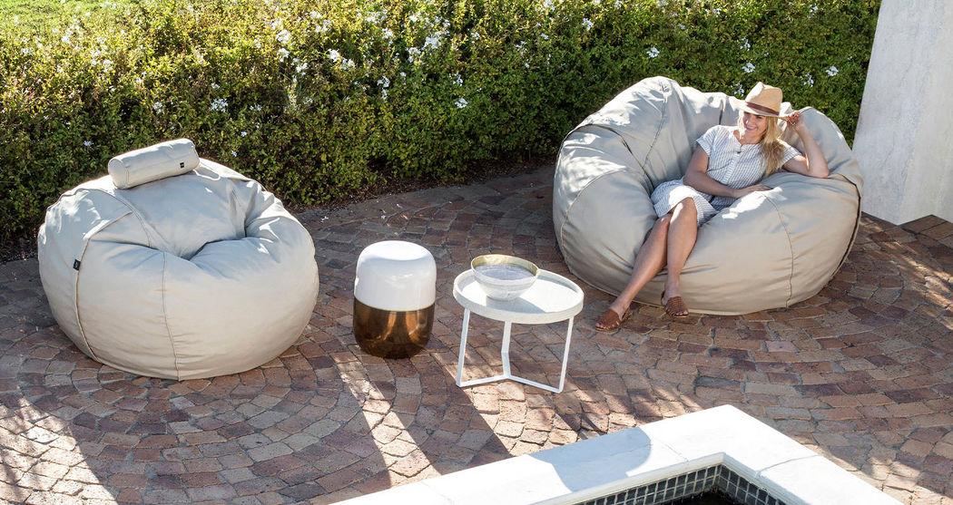VETSAK Pouf de exterior Varios mobiliario de jardín Jardín Mobiliario  |