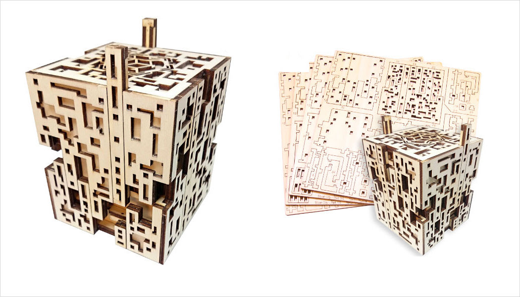 NKD PUZZLE Puzzle Juego de habilidad y lógica Juegos y Juguetes  |