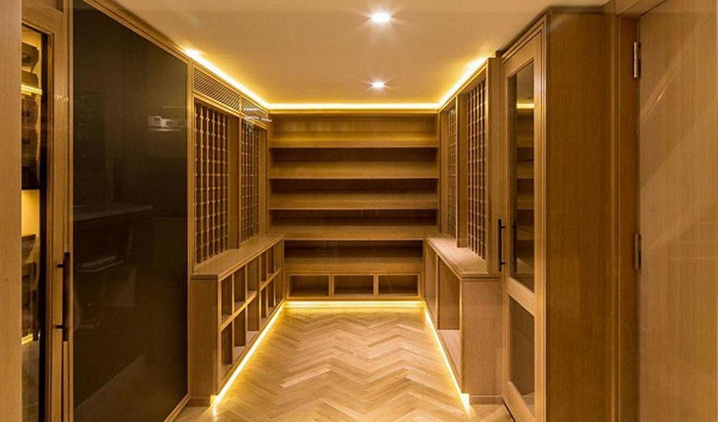 DECOWOOD DESIGN Diseño de oficina Realizaciones de arquitecto de interiores Casas isoladas   