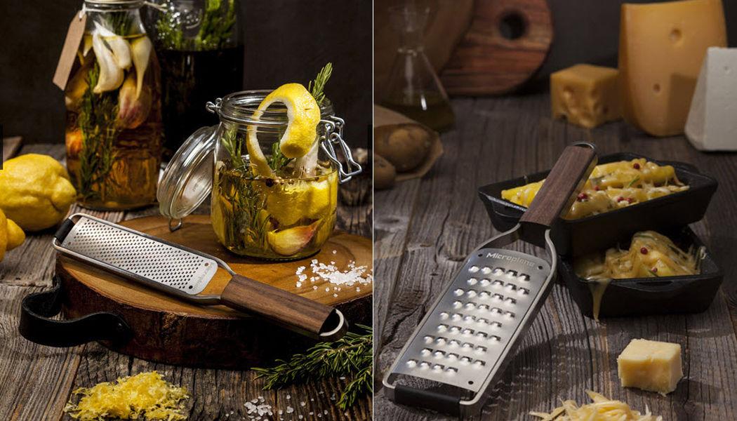 Microplane International Rallador de queso Ralladores Cocina Accesorios  |
