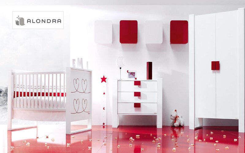 ALONDRA Habitación niño 4-10 años Dormitorio infantil El mundo del niño Dormitorio infantil |