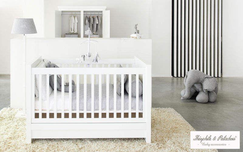 Theophile & Patachou Cuna para bebé Dormitorio infantil El mundo del niño  Dormitorio infantil | Design Contemporáneo