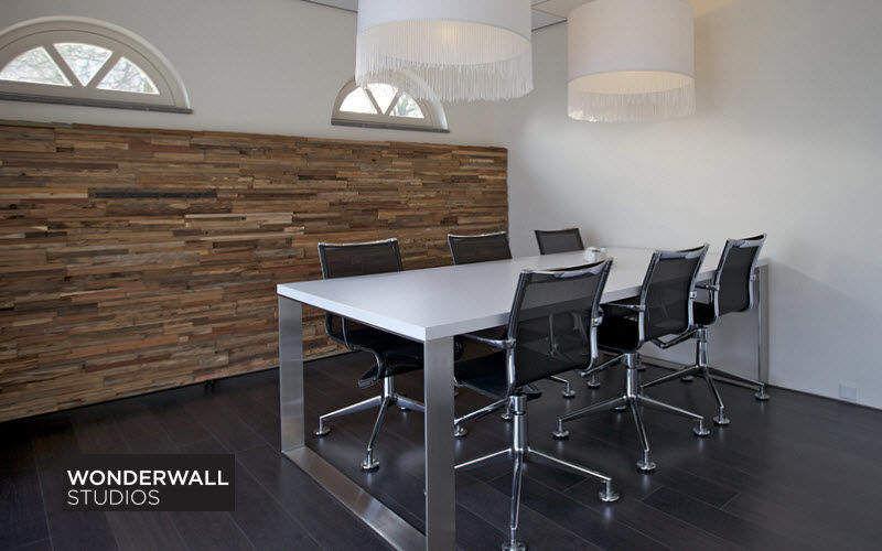 WONDERWALL STUDIOS Revestimiento de pared Revestimientos para paredes Paredes & Techos Comedor | Design Contemporáneo