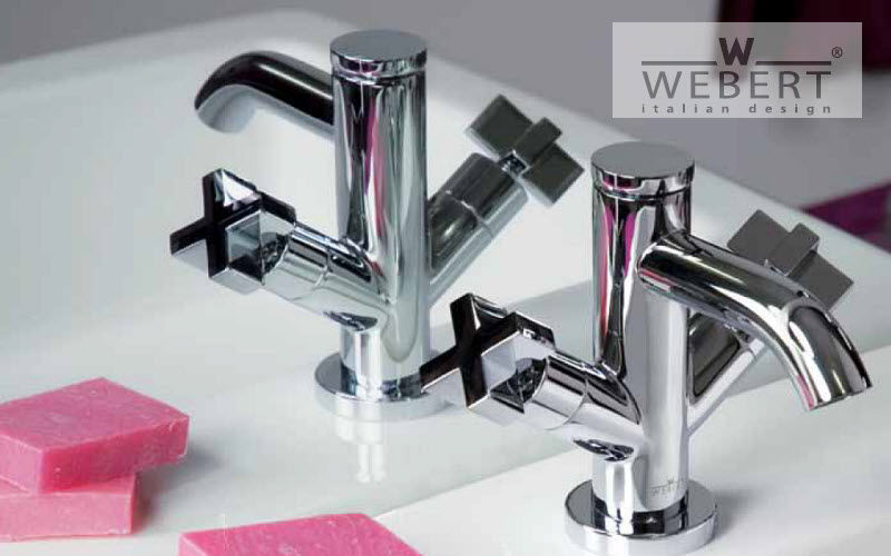 WEBERT Mezclador lavabo 1 orificio Grifería Baño Sanitarios  |