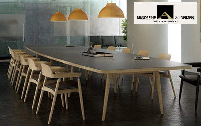 Andersen Mesa de reunión Mesas y escritorios Despacho  |