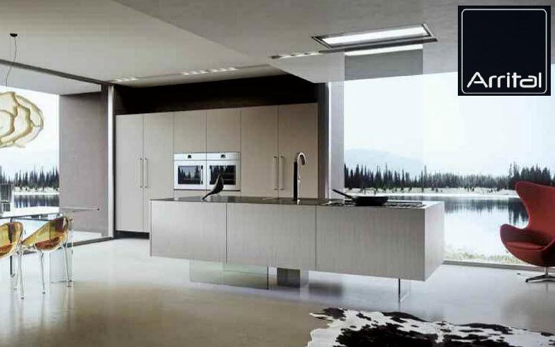 ARRITAL CUCINE Islote de cocina equipado Varios equipamiento cocina Equipo de la cocina   |