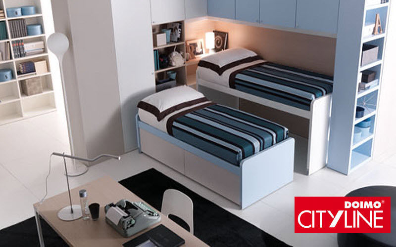DOIMO CITYLINE Habitación juvenil 11-14 años Dormitorio infantil El mundo del niño   |