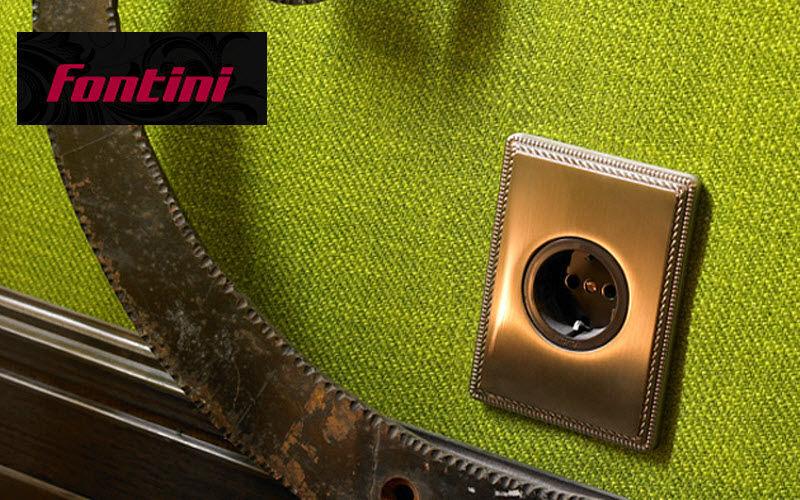 FONTINI Toma eléctrica Electricidad Iluminación Interior Entrada | Clásico