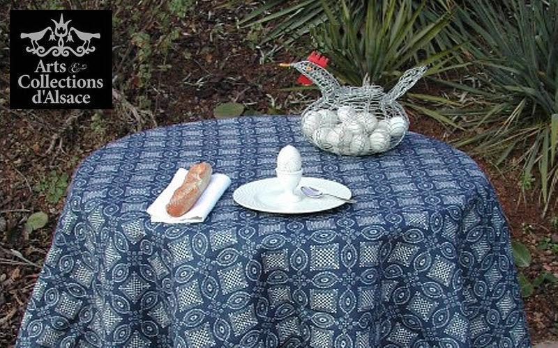 Arts Et Collections d'Alsace Mantel redondo Manteles & paños de cocina Ropa de Mesa  |