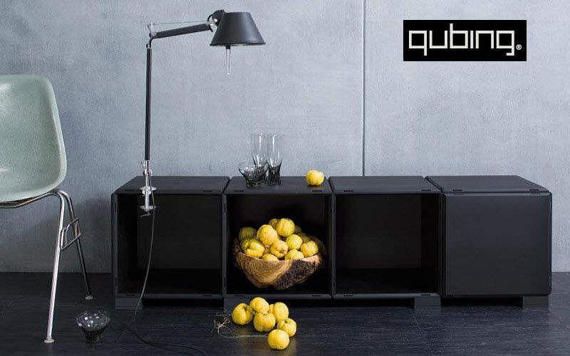 Qubing Mueble modular Armarios y almacenamiento Despacho  |