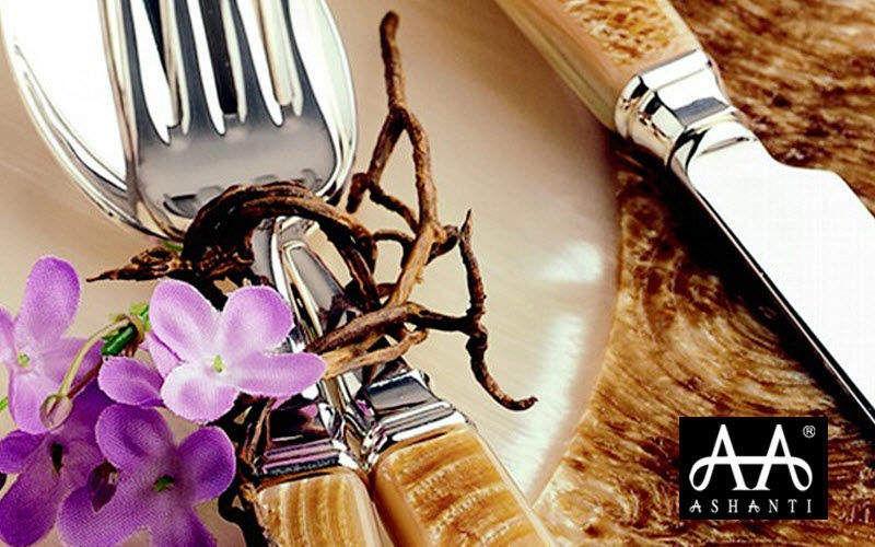 Ashanti® Cubiertos de mesa Cubiertos Cubertería Comedor | Clásico