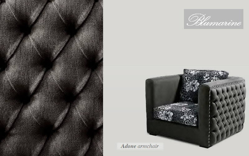 Blumarine Home Collection Sillón club Sillones Asientos & Sofás  |