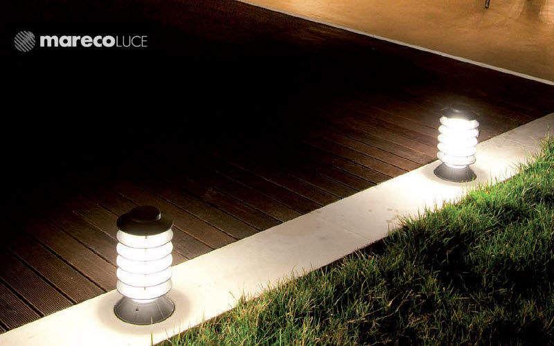 Mareco Luce Faro de suelo Alumbrado de suelo Iluminación Exterior   