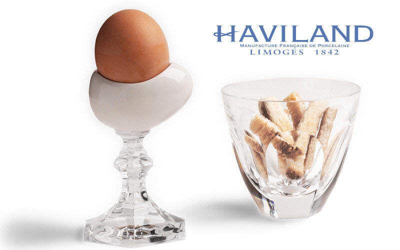 Haviland Huevera Hueveras Vajilla   