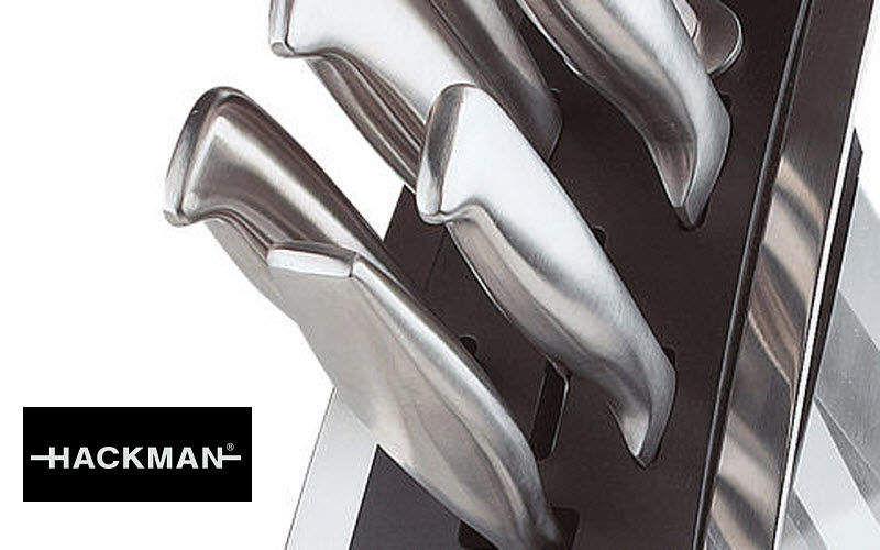 Hackman Bloque de cuchillos Artículos para cortar y pelar Cocina Accesorios  |