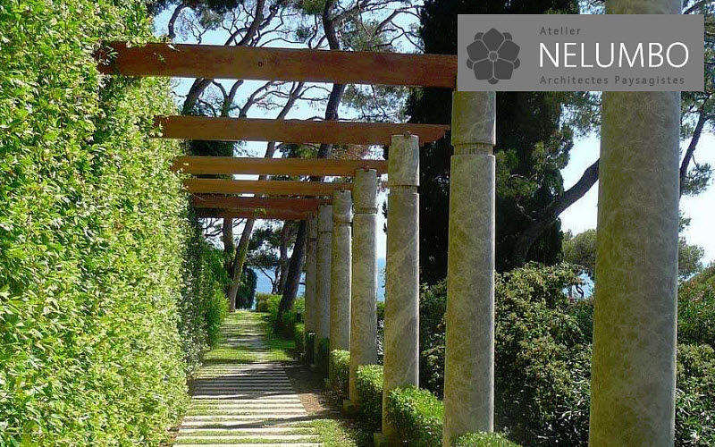 ATELIER NELUMBO Jardín paisajístico Creación de jardines Jardín Diverso  |