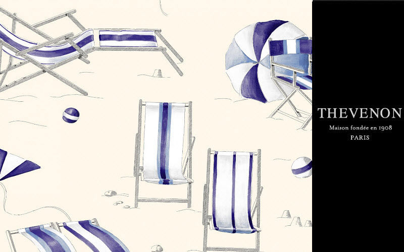 THEVENON Tela para tapicerías Telas decorativas Tejidos Cortinas Pasamanería Dormitorio  