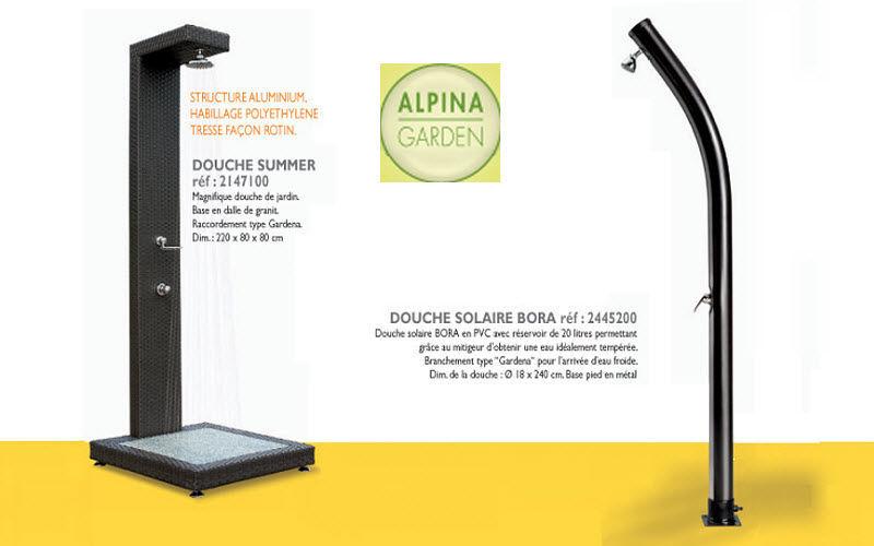 ALPINA GARDEN Ducha de exterior Juegos & relax Piscina y Spa  |