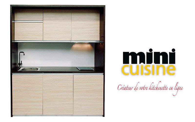 MINI-CUISINE Kitchenette Cocinas completas Equipo de la cocina   |