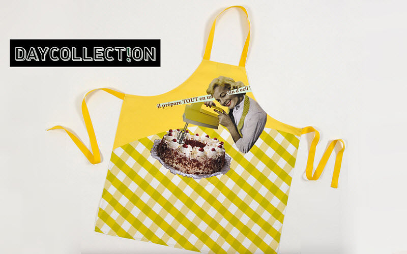 Daycollection Delantal de cocina Textil Cocina Accesorios  |