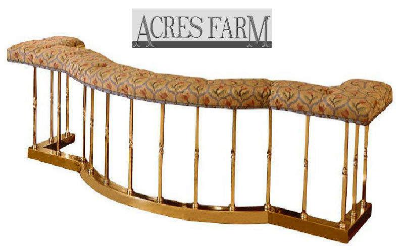 ACRES FARM Asiento de chimenea Chimeneas Chimenea   