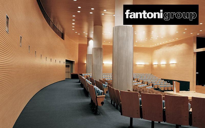 Fantoni Panel acústico para pared Tabiques y paneles acústicos Paredes & Techos  |