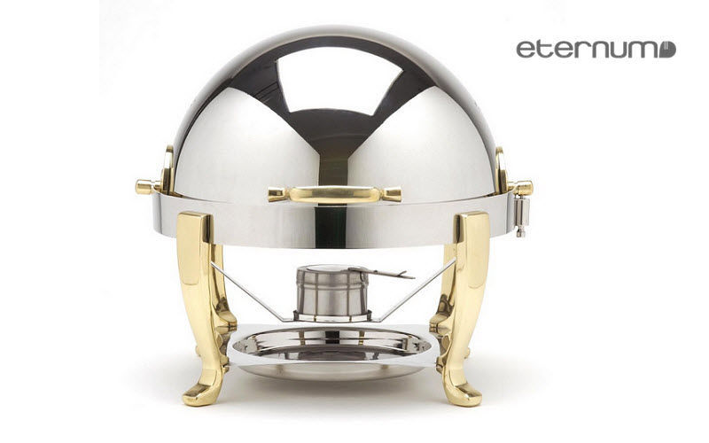 Eternum Chafing Dish Servir y mantener caliente Mesa Accesorios   