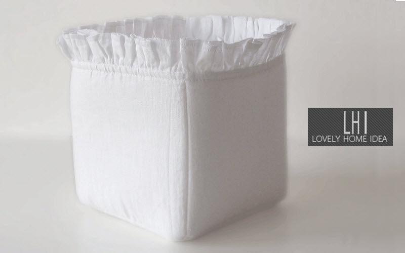 LOVELY HOME IDEA Cesta de baño Artículos para el baño Baño Sanitarios  |