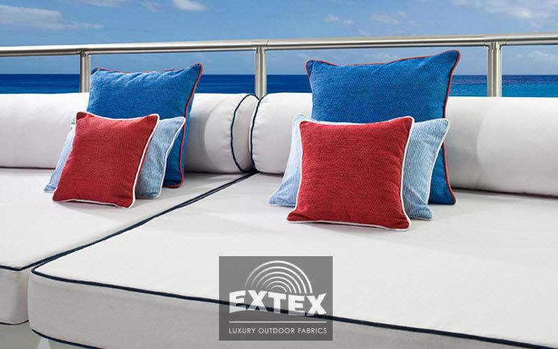 EXTEX Cojín para silla de jardín Sillones de exterior Jardín Mobiliario  |