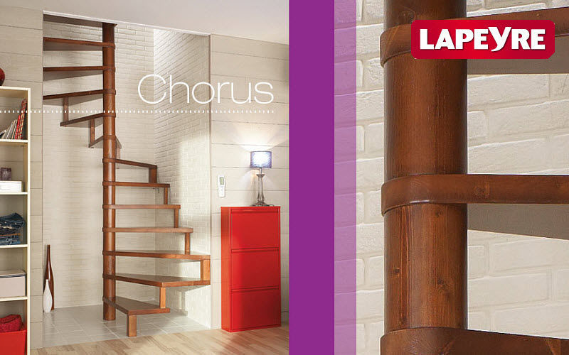 Lapeyre Escalera helicoidal Escaleras/escalas Equipo para la casa  |