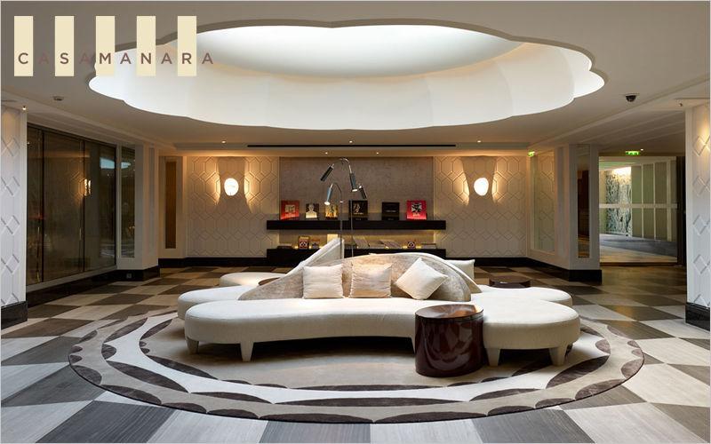 CASAMANARA Realización de arquitecto Realizaciones de arquitecto de interiores Casas isoladas Entrada | Design Contemporáneo