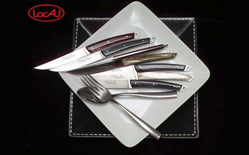 LOCAU Cuchillo de mesa Cuchillos Cubertería  |