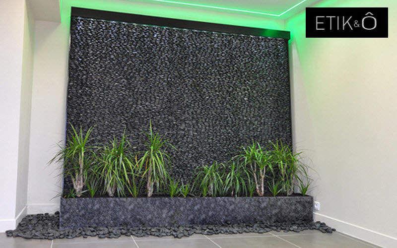ETIK&O Muro de agua Paredes de agua Paredes & Techos  |