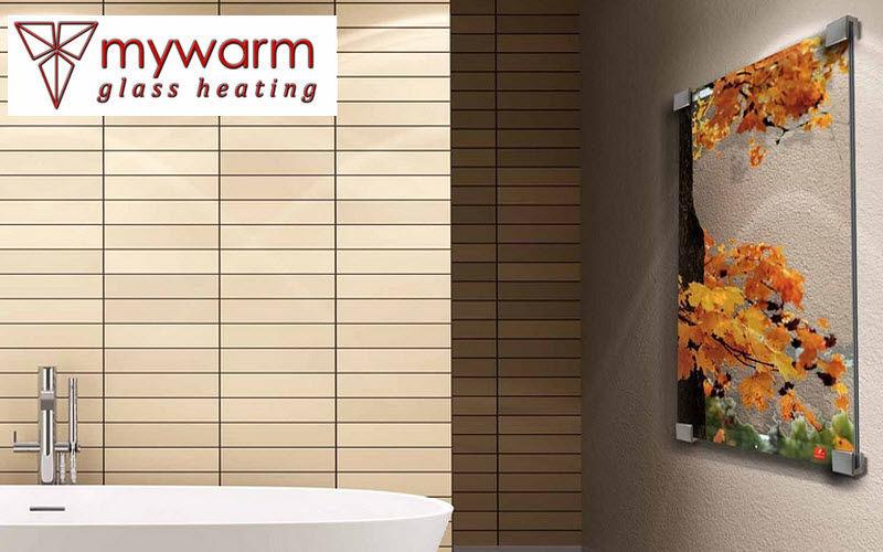 MY WARM Radiador eléctrico Equipo para la casa  |