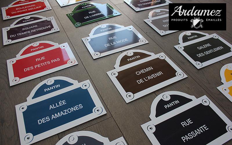 Ardamez Placa esmaltada Objetos decorativos varios Objetos decorativos  |
