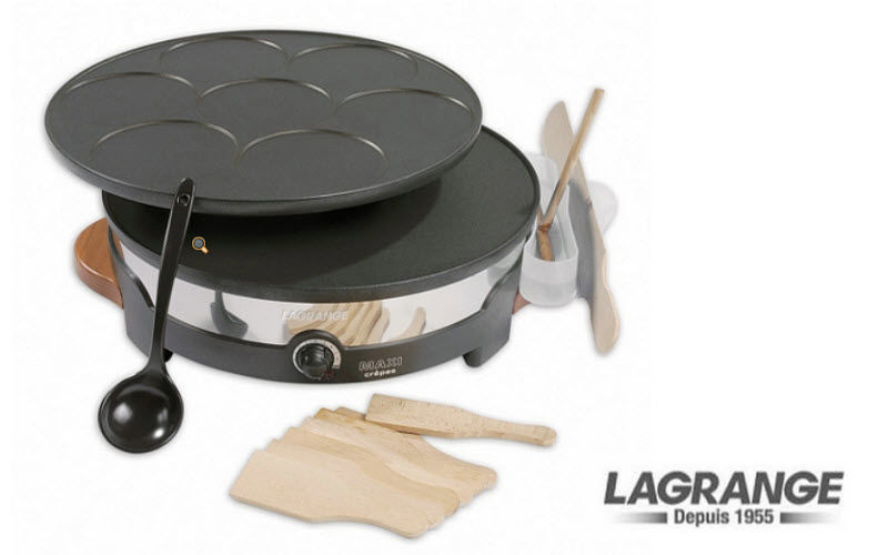 Lagrange Máquina eléctrica para crepes Aparatos de cocción varios Cocción  |