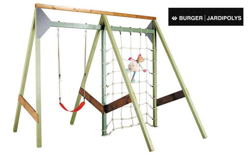 JARDIPOLYS Pórtico Juegos al aire libre Juegos y Juguetes  |
