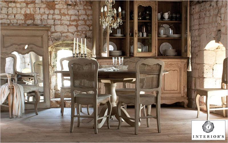 INTERIOR'S Mesa de comedor redonda Mesas de comedor & cocina Mesas & diverso Comedor | Rústico