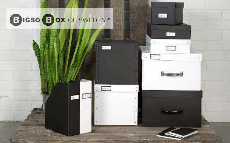 Bigso Box Of Sweden Caja Cajas guardarropa Vestidor y Accesorios  |