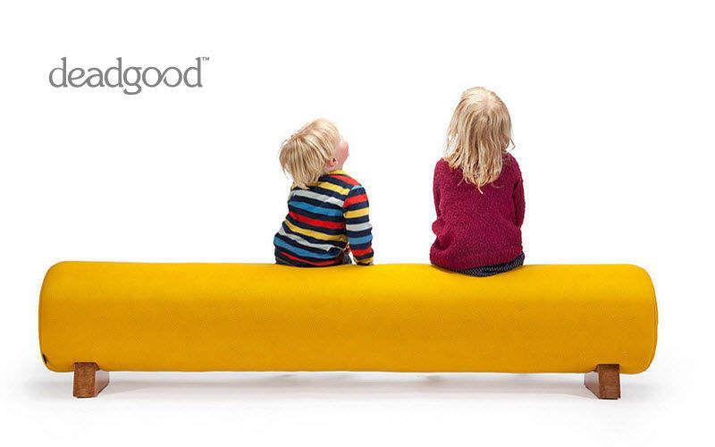 Deadgood Banco para niños Sillas para niño El mundo del niño  |
