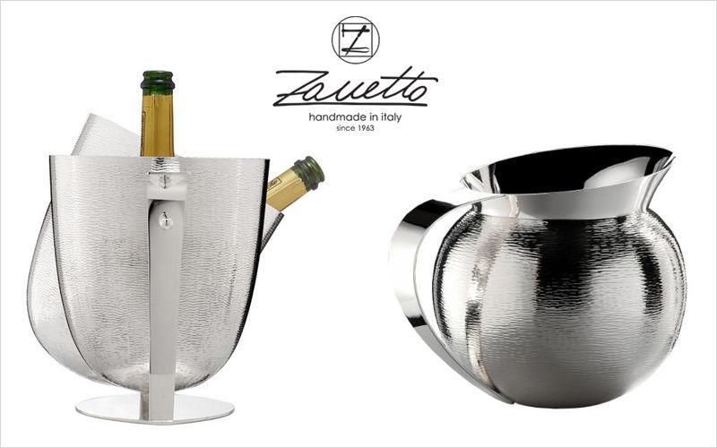 Zanetto Cubo de champagne Enfriadores de bebidas Mesa Accesorios  |
